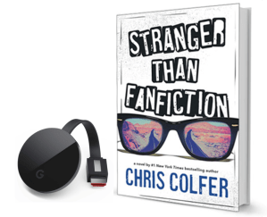 Stranger Than Fanfiction Giveaway