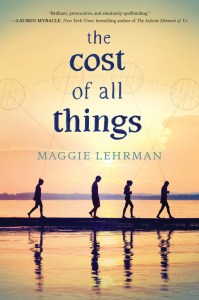 The Cost Of All Things by Maggie Lehrman | Audiobook Review