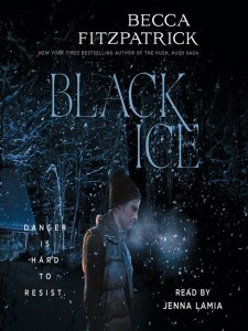 Black Ice by Becca Fitzpatrick | Audiobook Review