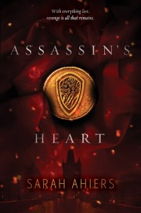 Assassin's Heart by Sarah Ahiers looks to be an intriguing sort of book about killer families, with a Romeo and Juliet sort of twist.