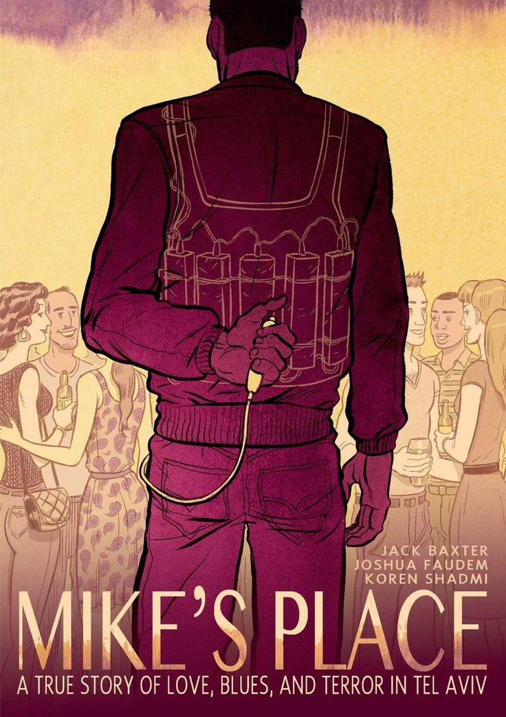 Mike's Place by Jack Baxter & Joshua Faudem | Book Review