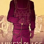 Mike's Place: A True Story Of Love, Blues, And Terror In Tel Aviv by Jack Baxter and Joshua Faudem, illustrated by Koren Shadmi appealed to me based on several factors.