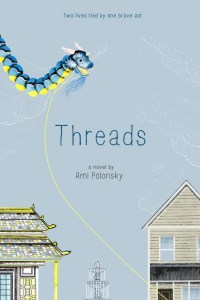 Threads by Ami Polonsky caught my attention based on the jacket cover summary.