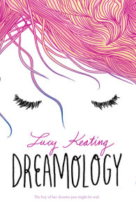 Dreamology by Lucy Keating follows this girl named Alice who has dreams about this guy named Max. It's pretty okay. Find out why here.