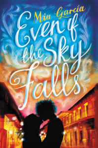 Even If The Sky Falls by Mia Garcia has not only a beautiful cover, but a decent romantic storyline. Click here to see why I enjoyed this YA book so much.