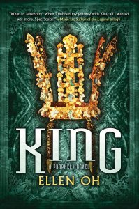 King by Ellen Oh | Book Review