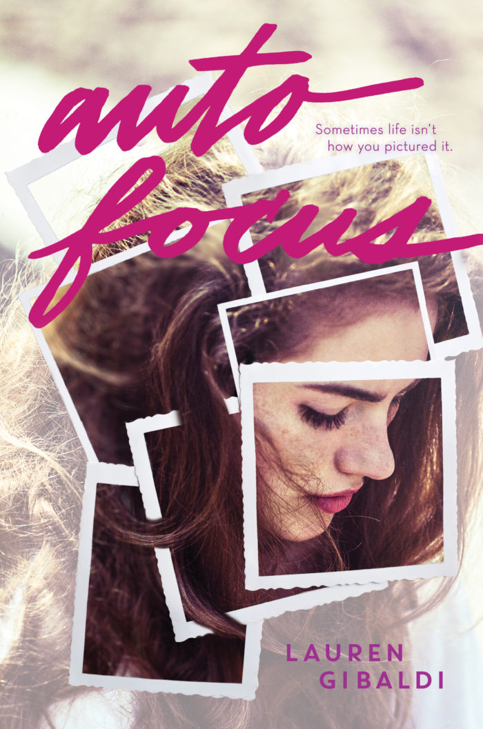 Autofocus by Lauren Gibaldi | Book Review