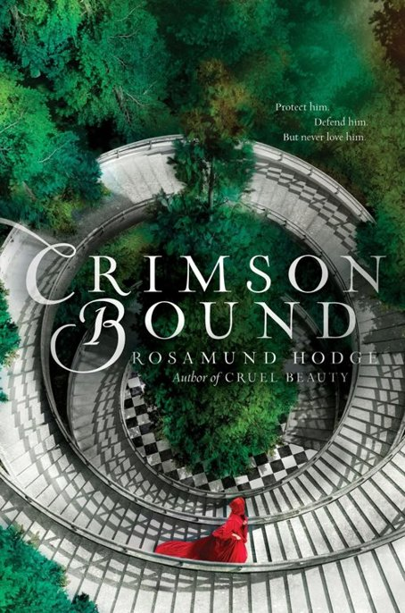 Crimson Bound by Rosamund Hodge | Book Review