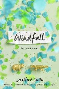 Windfall by Jennifer E. Smith | Audiobook Review
