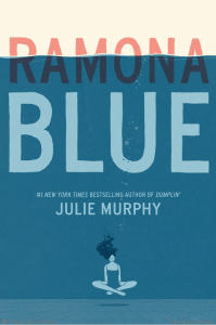 I finally listened toRamona Blue and it was as special and excellent as I predicted and hoped it would be. Click here for my full review.