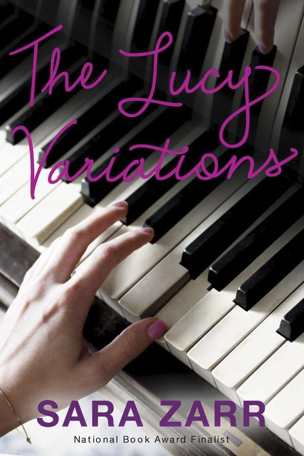 The Lucy Variations by Sara Zarr | Audiobook Review