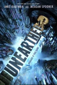Unearthed by Amie Kaufman and Meagan Spooner launches a new series from the dynamic duo set in outer space, a thrilling read featuring the adventure of a lifetime.