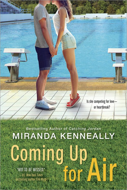 Coming Up For Air by Miranda Kenneally   Audiobook Review
