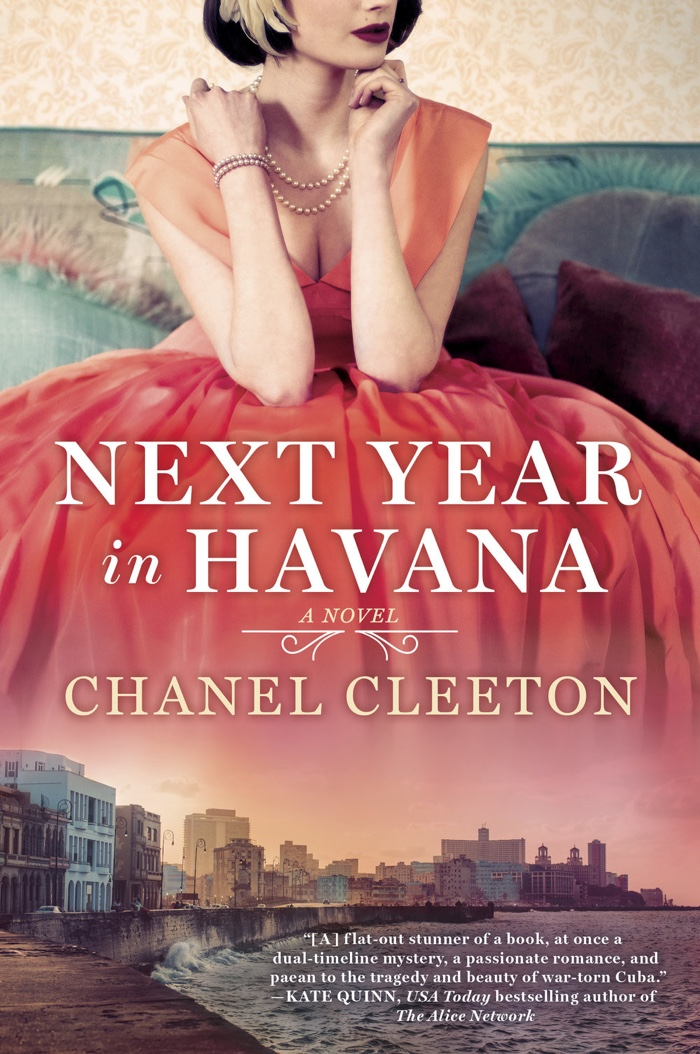 Next Year In Havana by Chanel Cleeton | Book Review