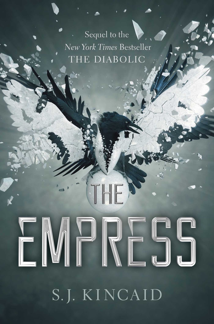 The Diabolic | The Empress | SJ Kincaid | Book Review