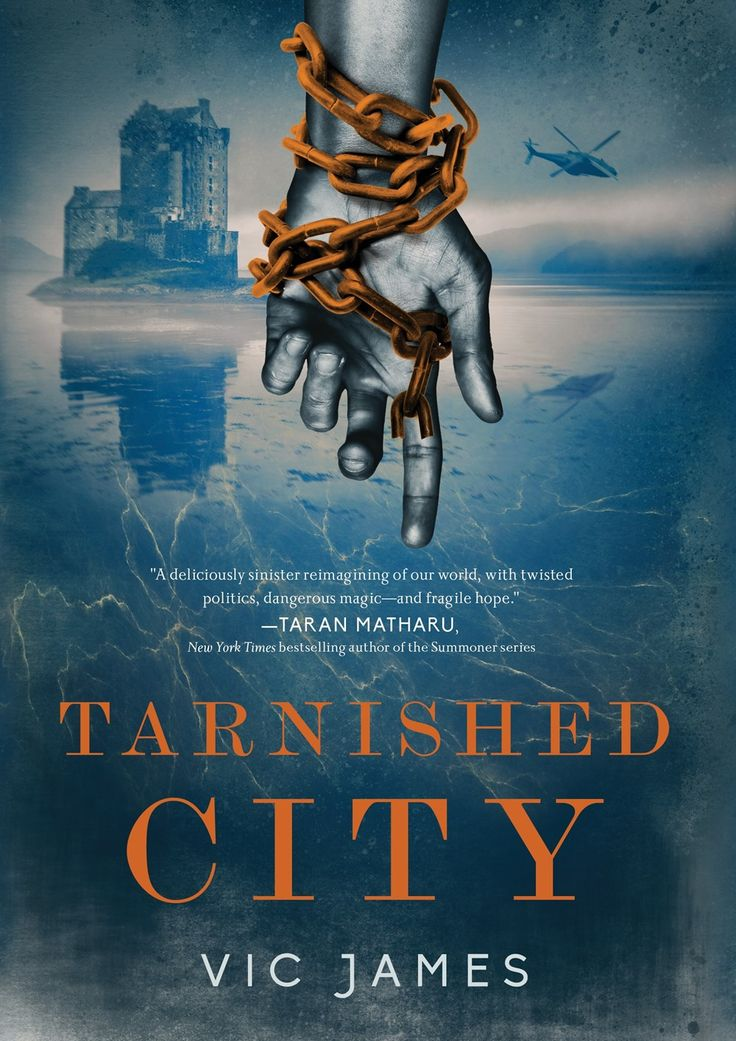 Gilded Cage | Tarnished City by Vic James | Audiobook Reviews