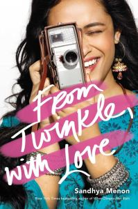 From Twinkle, With Love cements Sandhya Menon as one of my MUST read YA contemporary authors. No sophomore slump here.