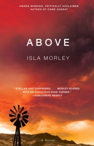When I sawAbove available as an audiobook on Scribd, I had to listen, SO HERE WE ARE with me listening to this utterly ENGAGING book.