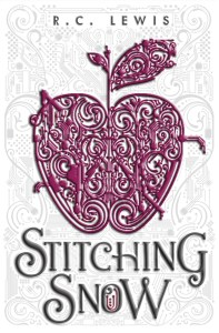 Stitching Snow by RC Lewis has a pretty bomb cover, am I right? BUT ALSO, a part of me assumed this would be a sci-fi retelling kind of likeCinder.