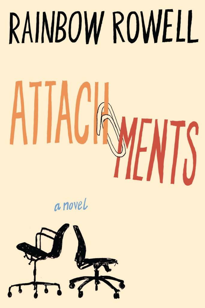 Attachments by Rainbow Rowell | Audiobook Review