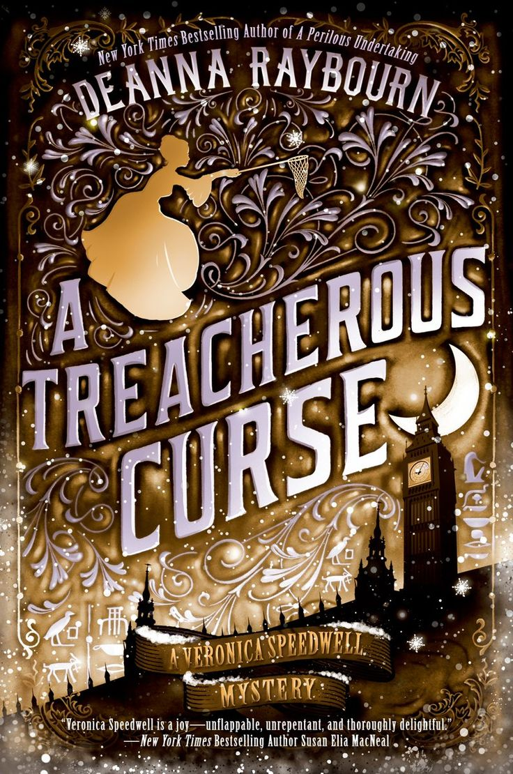 A Perilous Undertaking & A Treacherous Curse by Deanna Raybourn | Audiobook Review