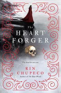 The Heart Forger by Rin Chupeco is the sequel toThe Bone Witch, so I basically KNEW that I had to listen to it via audio.
