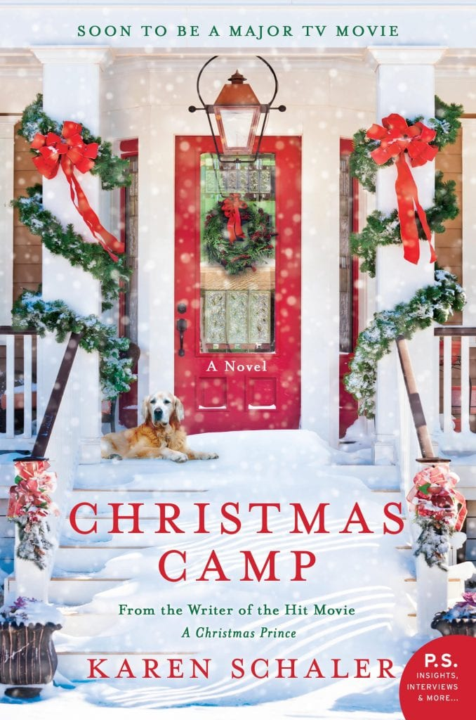 Christmas Camp by Karen Schaler | Book Review