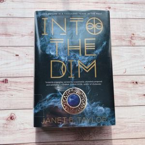 Into The Dim by Janet B. Taylor appealed to me because it was compared to Outlander. I also thought the jacket copy sounded AMAZING.