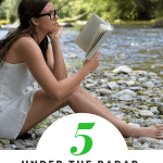 I feel like sometimes with all the hype that surrounds certain YA books, there's some really great books that get drowned out. The books below are a collection of five books that I thought were fairly under the radar.