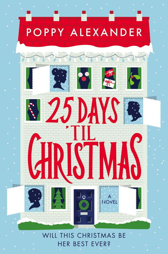 25 Days Til Christmas by Poppy Alexander | Book Review