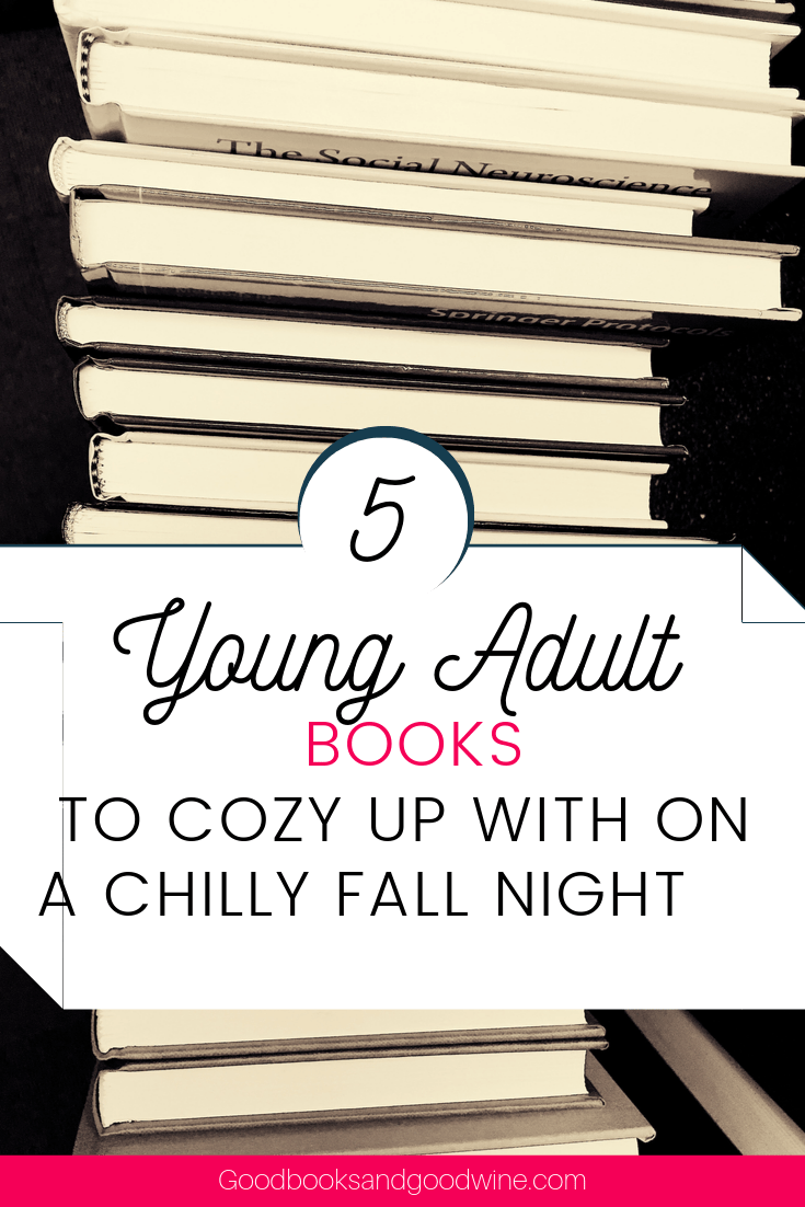 Now that it's fall, I am all about cozying up with books that have some meat to them in various forms. I am excited to read books that take me far beyond the confines of my living room.