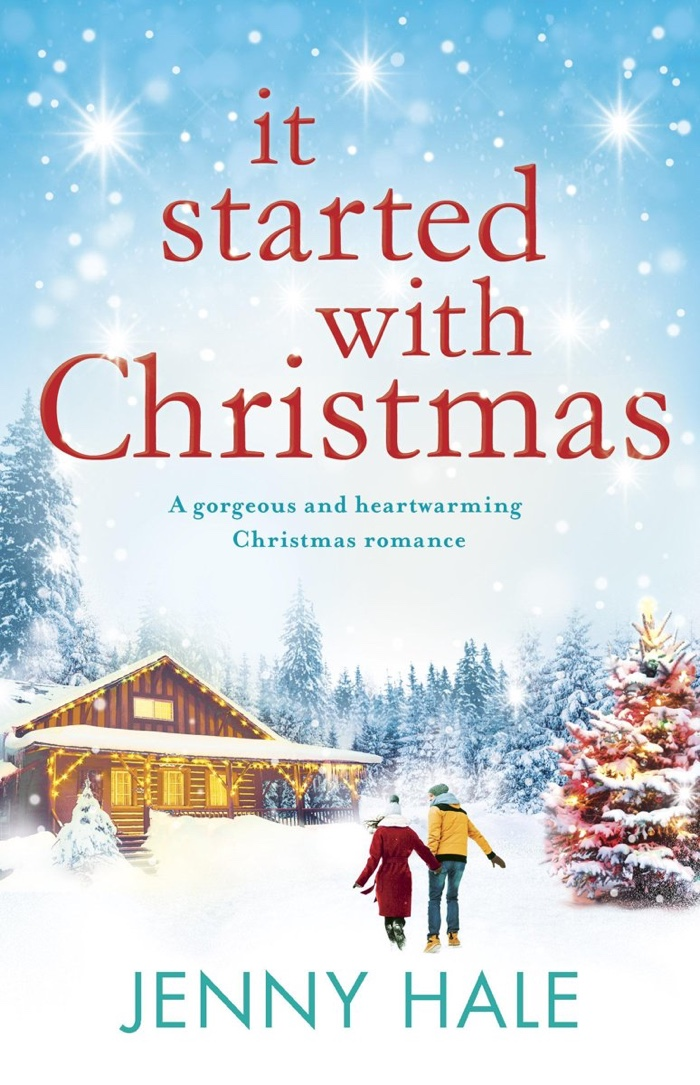 It Started With Christmas by Jenny Hale | Book Review