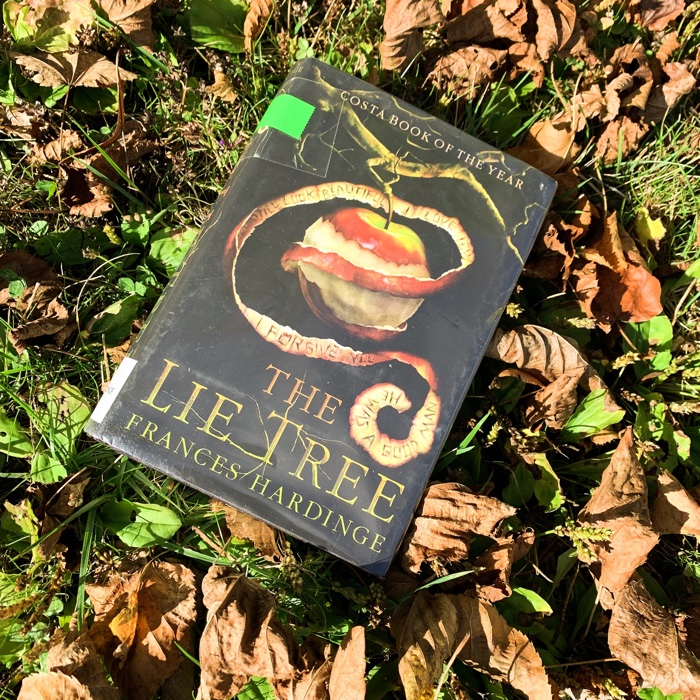 I had really been looking forward toThe Lie Tree by Frances Hardinge. After all, I was obsessed withFly Trap. So, I had walked into this book with EXPECTATIONS.