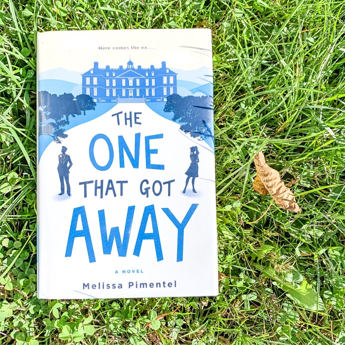 The One That Got Away by Melissa Pimentel is exactly what I wanted to read at the time I wanted to read. This book is a story of lost love and love reignited, set against the backdrop of a wedding in England.