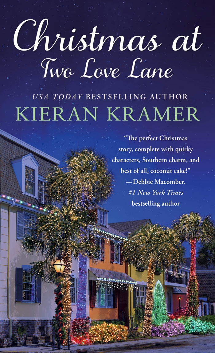 Christmas At Two Love Lane by Kieran Kramer | Book Review