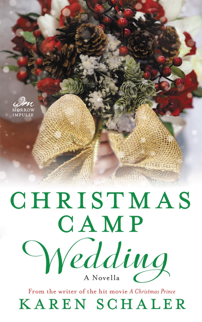 Christmas Camp Wedding by Karen Schaler | Novella Review