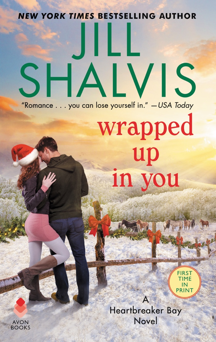 Wrapped Up In You by Jill Shalvis | Audiobook Review