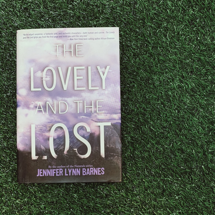 The Lovely And The Lost is the first of Barnes' books that I've read this year and not a bad one to kick off with. The audiobook absolutely was worth a listen.