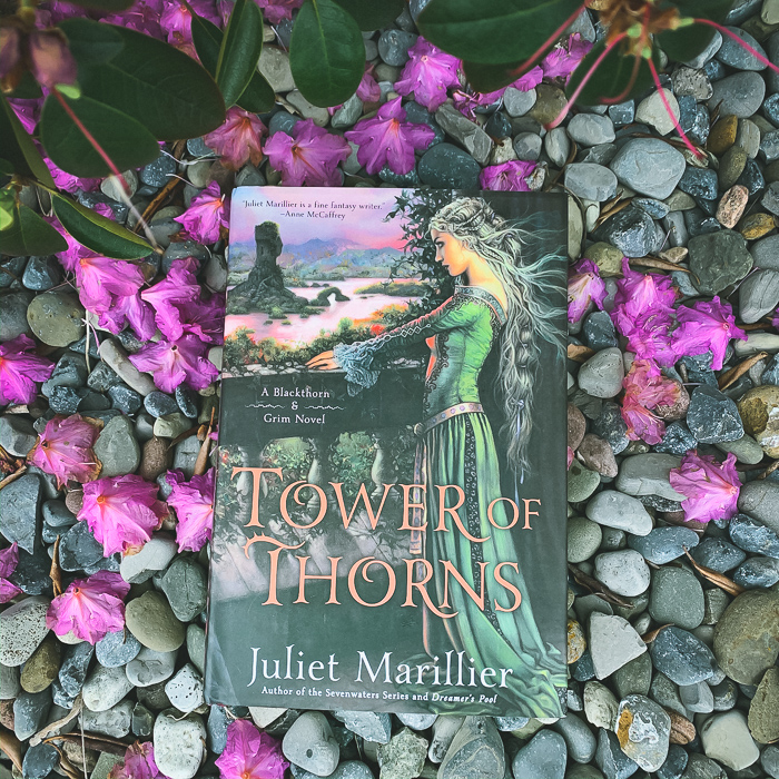 Recommended Reading: The Blackthorn & Grim Trilogy by Juliet Marillier