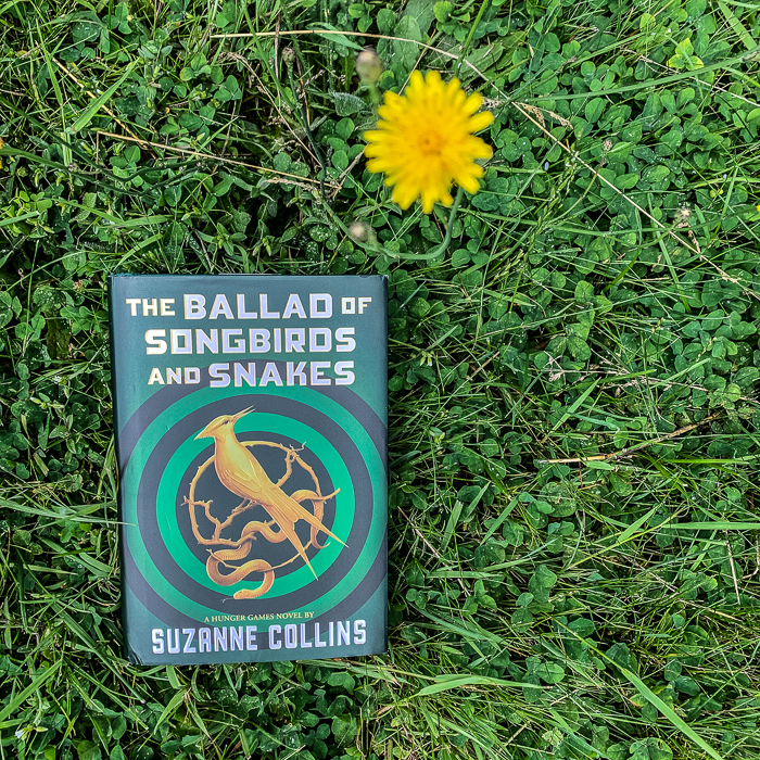 The Ballad Of Songbirds And Snakes by Suzanne Collins | Book Review