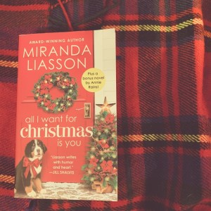 All I Want For Christmas Is You by Miranda Liasson could be ripped from a Hallmark movie. Find out why by reading my review.