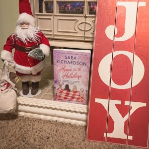 Home For The Holidays by Sara Richardson is the perfect book to kick off your Christmas reading. Find out why by clicking here.