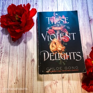 These Violent Delights is a retelling of Romeo and Juliet. Set in 1920s era Shanghai, this is the story of Juliette Cai and Roma Montagov.