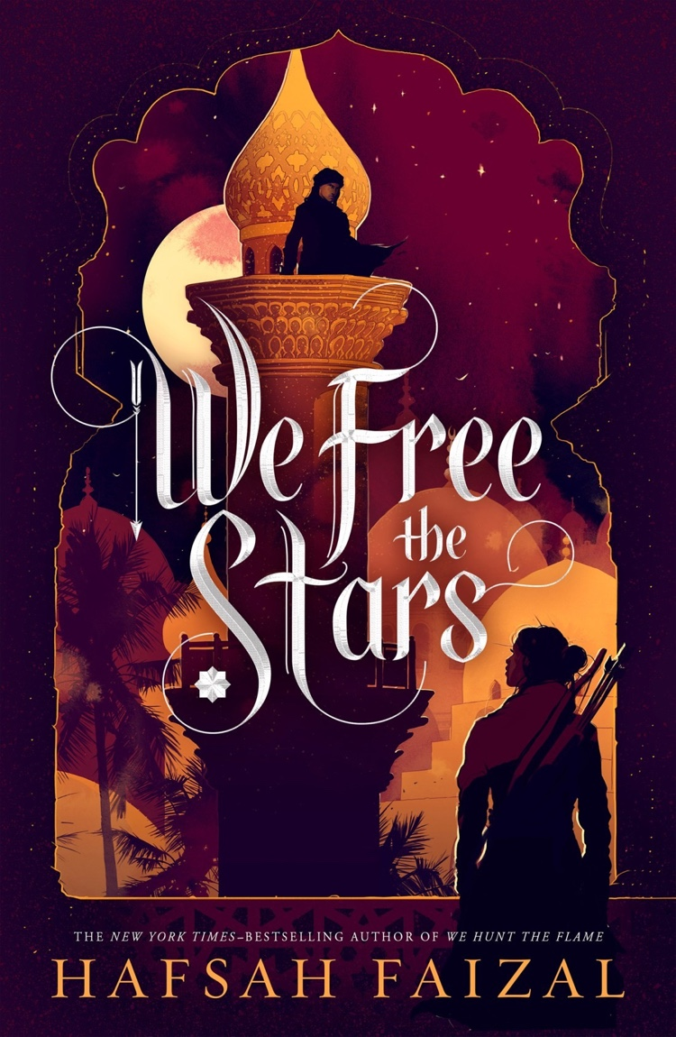 We Free The Stars by Hafsah Faizal | Book Review