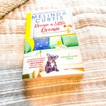 I like trouble and a little drama, which is what Dream A Little Dream by Melinda Curtis, third in the Sunshine Valley book series brings.