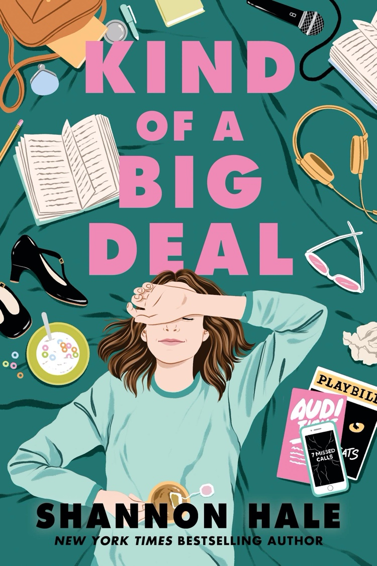Kind Of A Big Deal by Shannon Hale | Audiobook Review