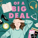 Kind Of A Big Deal by Shannon Hale seemed ambitious and like it would blend a lot of genres. Unfortunately it was not the book for me.