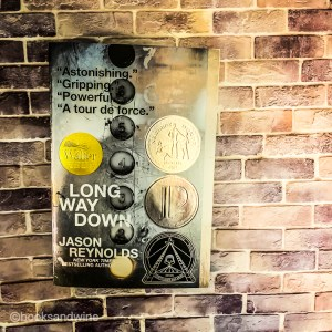 I am, of course, astounded byLong Way Down by Jason Reynolds. This free verse book shows that Reynolds is a master writer.