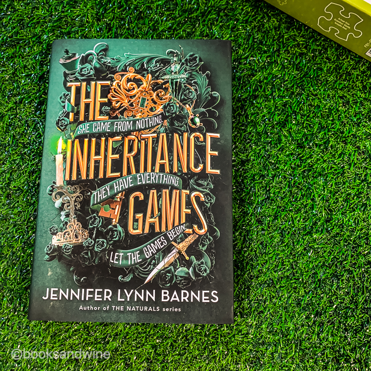 The Inheritance Games by Jennifer Lynn Barnes | Book Review