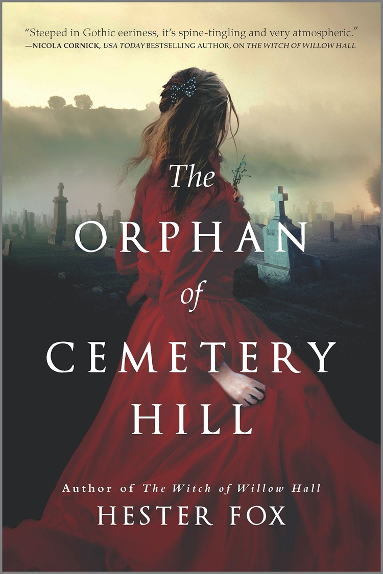The Orphan Of Cemetery Hill by Hester Fox   Audiobook Review